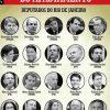 Confira o Voto dos Deputados do Rio na 2a Denúncia Contra Temer