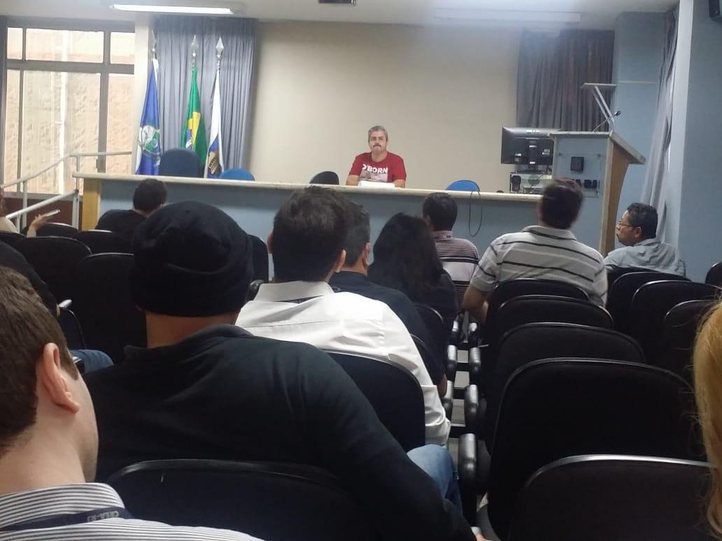 Perícia sobre o PCCS e nova Assembleia no CREA-RJ