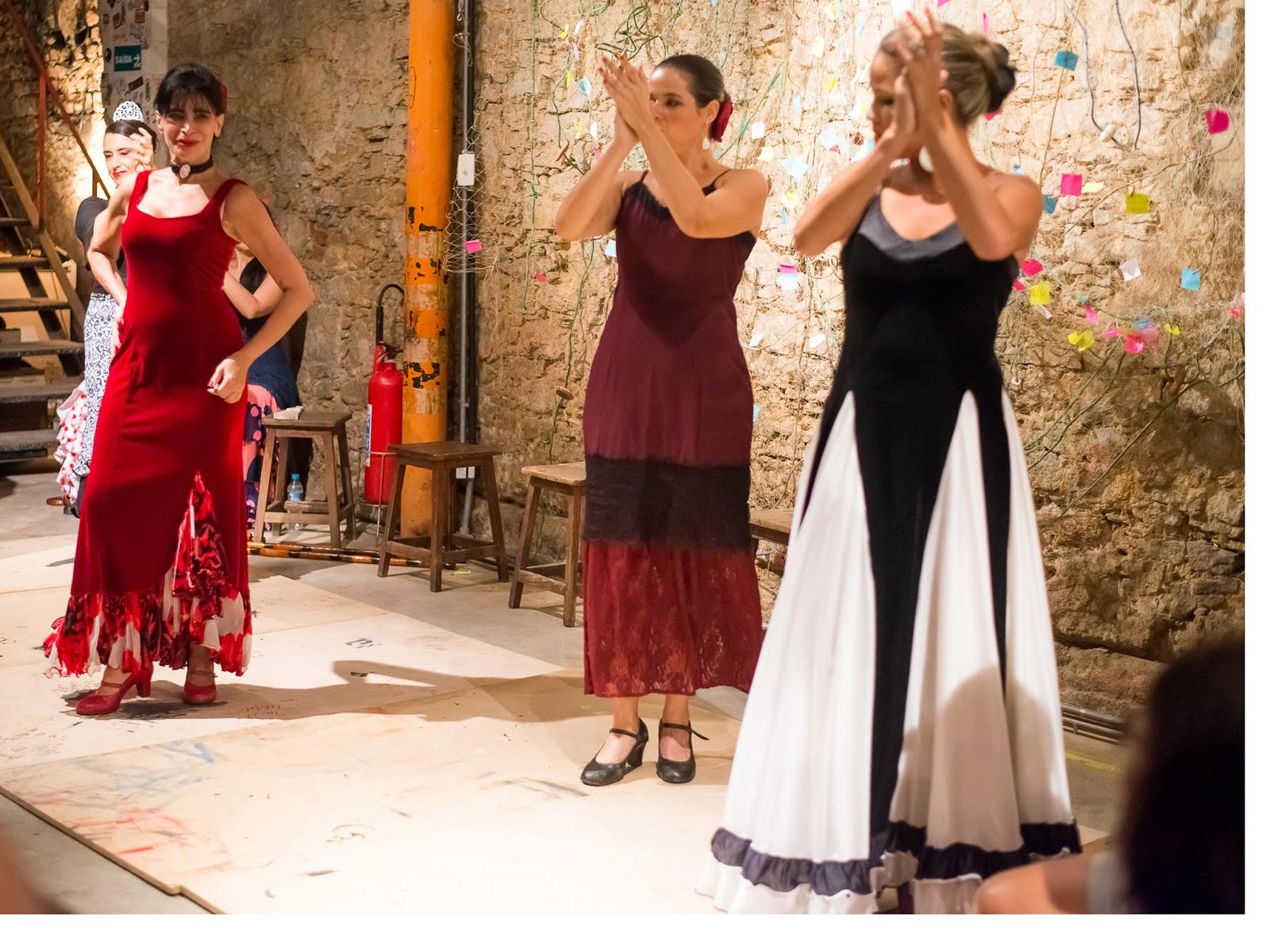 Dança Flamenca e muito mais para nossos sócios