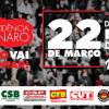 Da Candelária à Central do Brasil nesta sexta (22) contra a Reforma da Previdência