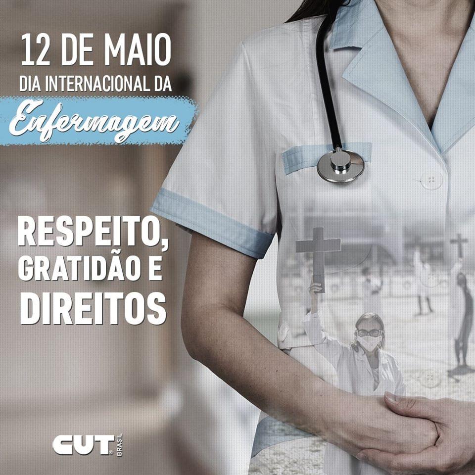 Viva às Enfermeiras e Enfermeiros do Mundo !