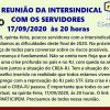 Nova Intersindical realiza reunião com servidores do CREA nesta quinta (17)